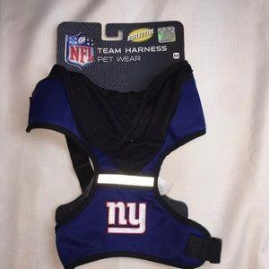 NWT NYG Harness